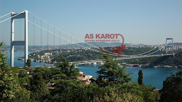 İstanbul Halatlı Beton Kesme