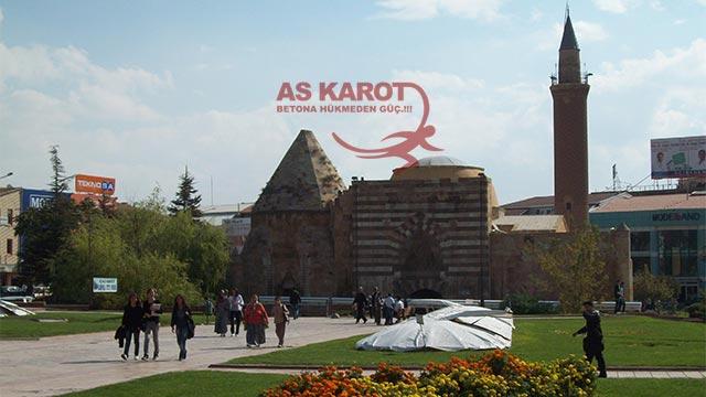 Kırşehir Asfalt Kesme
